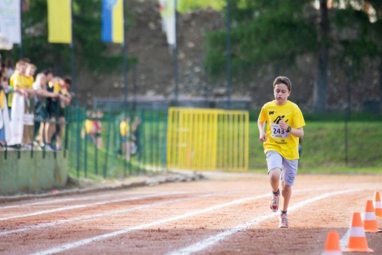 KAS atletska olimpijada